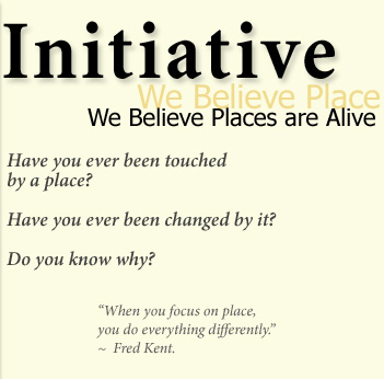 The Powers of Place Initiative